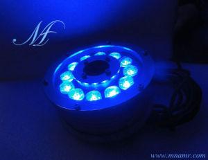 Indicatore luminoso subacqueo del LED, indicatore luminoso della piscina IP68, lampada della fontana LED