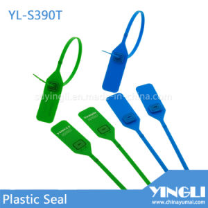 Haute sécurité Plastic Seal pour Various Transport Using (YL-S390T)