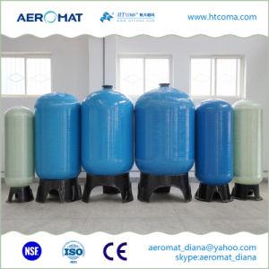 Высокотемпературный бак сосуда воды смолаы FRP