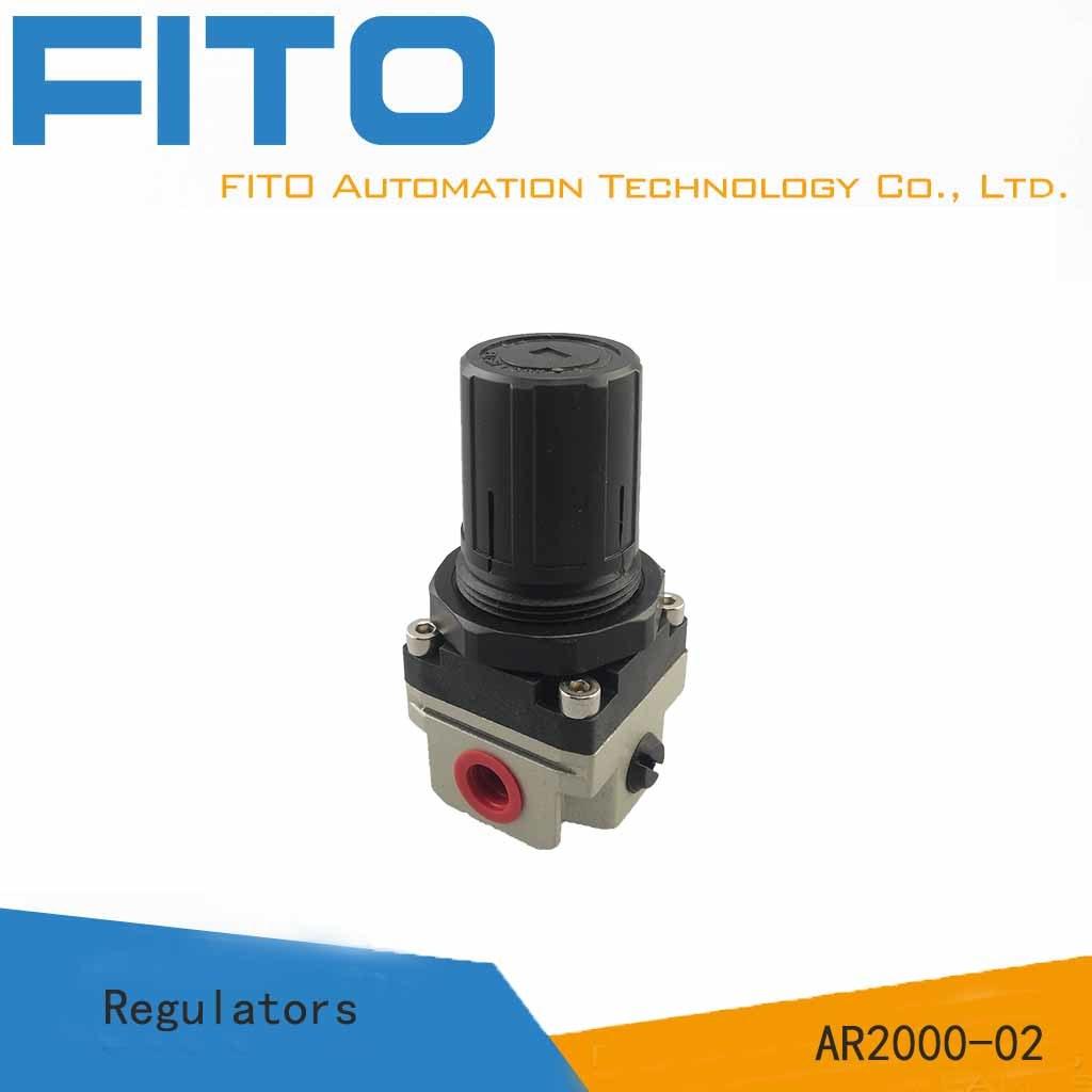 Adjustable Air Regulator With Pressure Gauge Smc Type China Manifold Block Wiring Diagram Ar Series