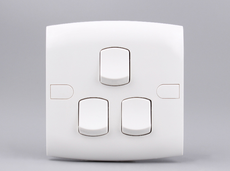Custom New Model Electrical Different Types of Electrical Switches ...