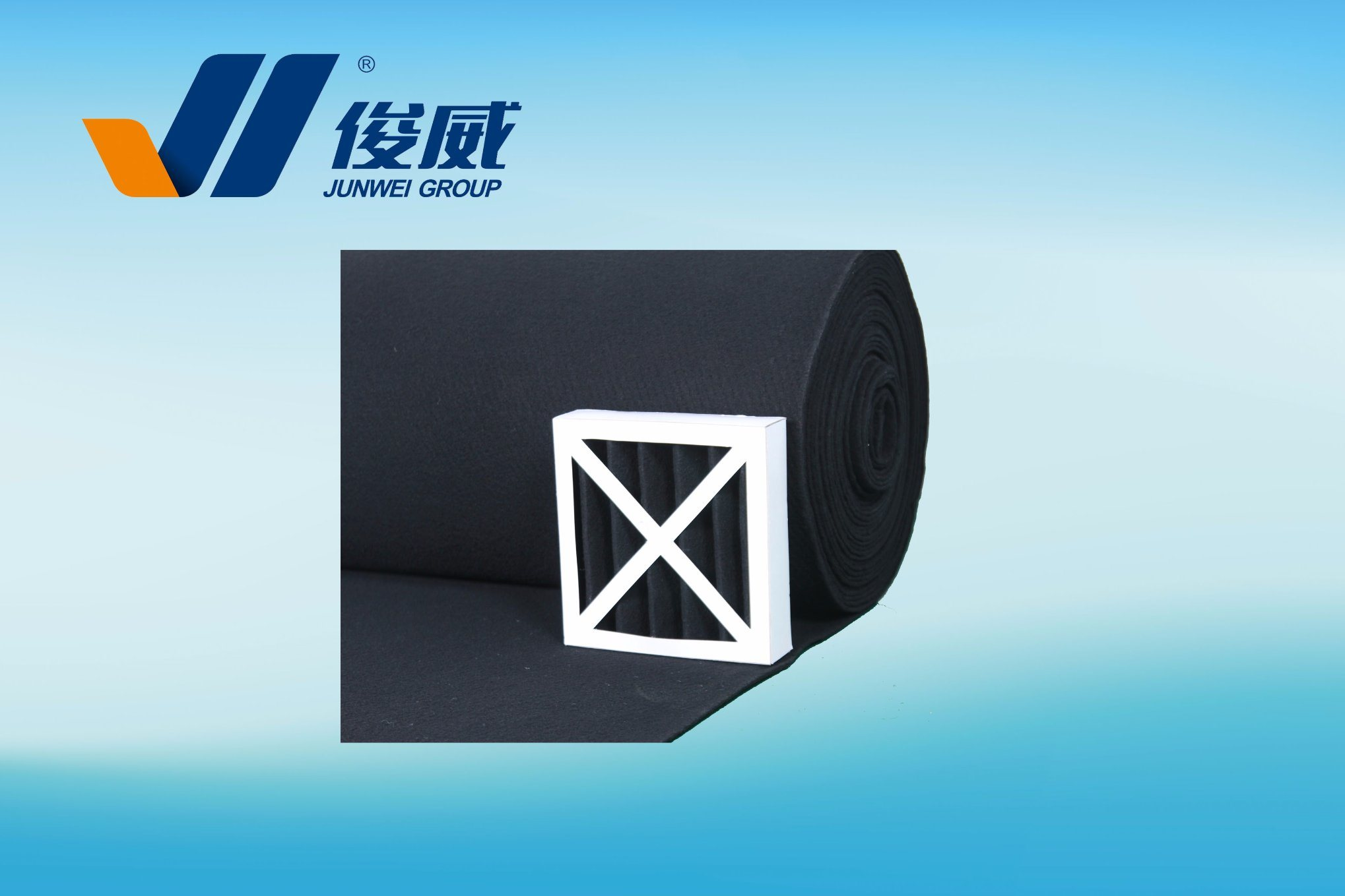 Odor Adsorbed Activated Carbon Filter