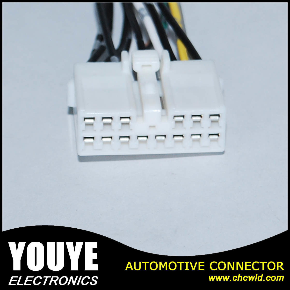 SGS Ts Approved Cables Made 28 Pin Wire Harness/Molex Connector/Jst ...