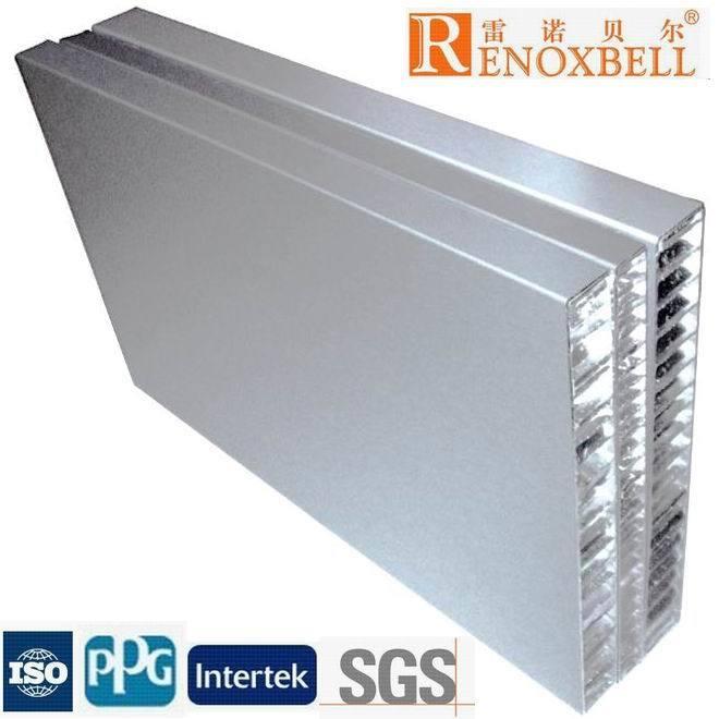 En forma de panal de aluminio panel s ndwich para el for Panel sandwich aluminio