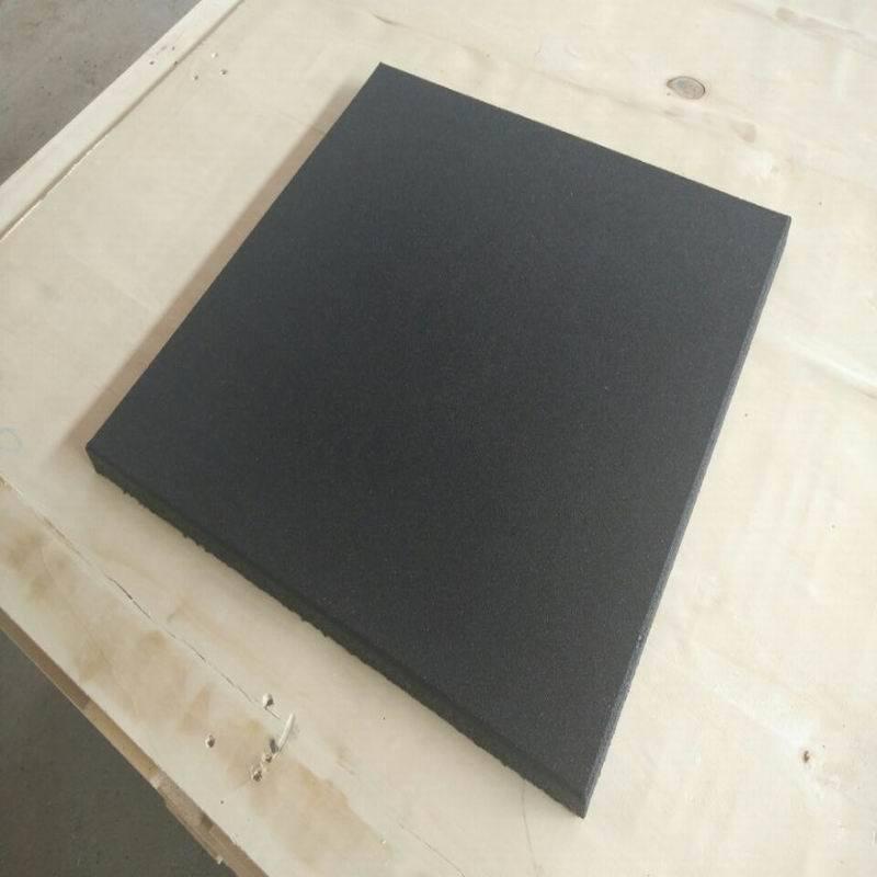 Suelos de caucho de 15 mm gym mat baldosas de caucho - Baldosas de caucho ...