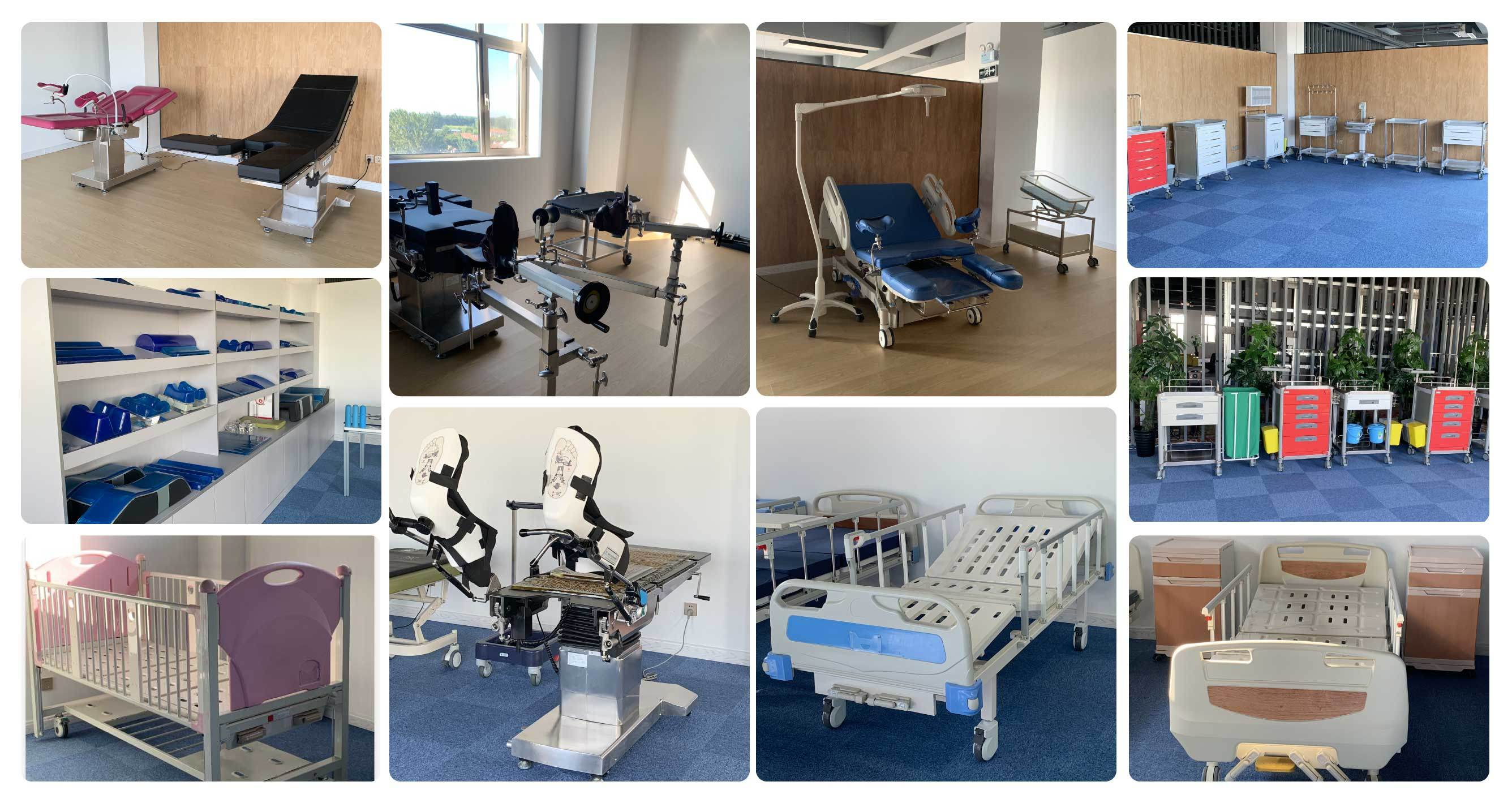 Intelligent Electric Hospital Delivery Bed for Ldr Room