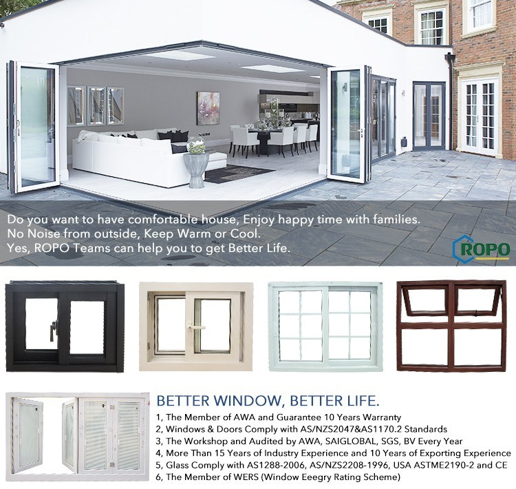 Use German Top Brand ROTO For Casement/French Door