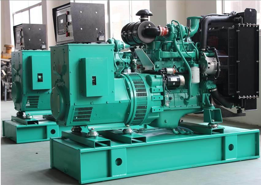 Diesel Generator with Cummins Engines