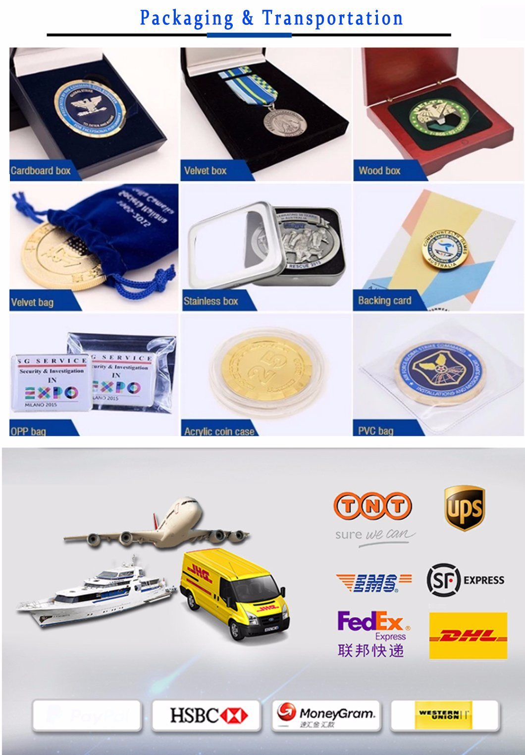 BSCI Disney Direct Factory Main Do Metal Custom Finisher Medals