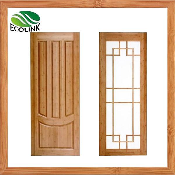 O bambu s lido interior de porta a porta de bambu o bambu - Piso porta 2000 ...