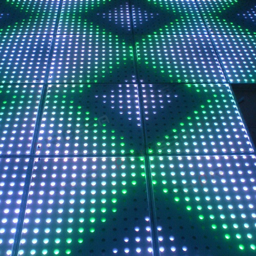 Disco Led Interactive Digital Dance Floorinteractive Video Dance