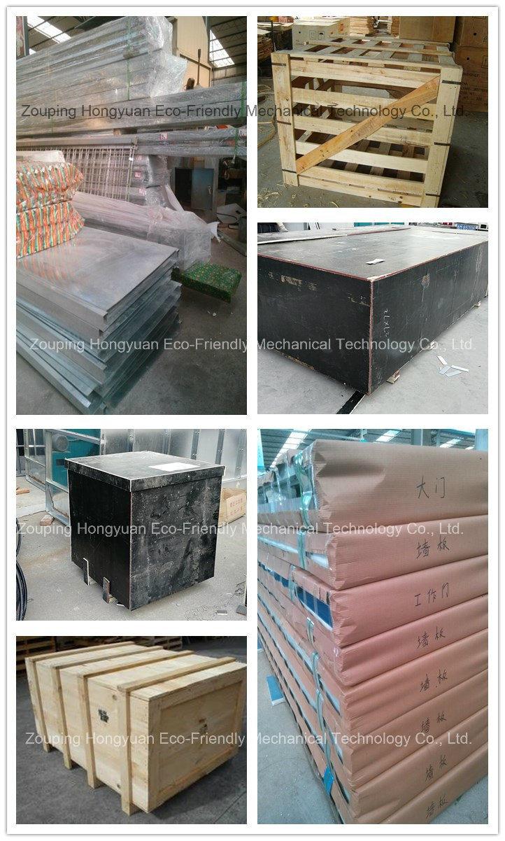 Wood Grain Transfer Machine for Metal and Iron Door
