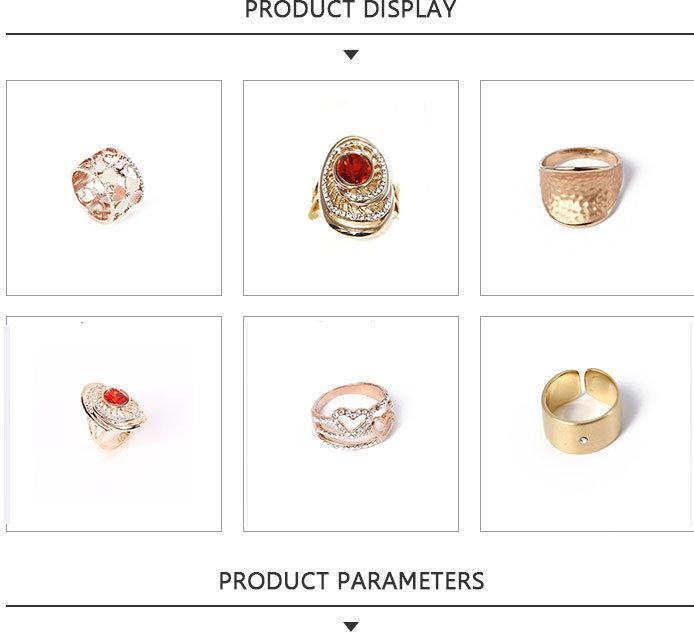 Nuevo anillo de bisuter a oro rosa con epoxi nuevo for Proveedores de material para bisuteria