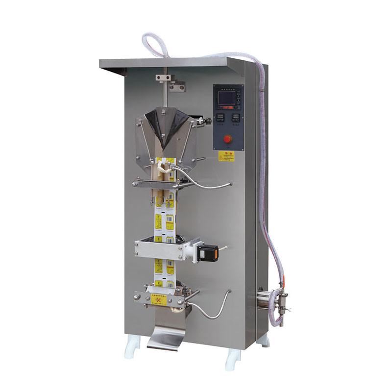 50-550ml Microcomputer Control Cursor Positioning Filling Type Plastic Sachet Water Bagging Machine