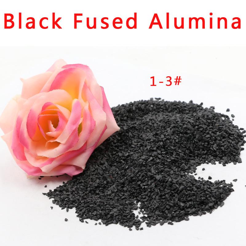 L 39 alumine fondue noir bfa oxyde noir en aluminium pour le polissage l 39 alumine fondue noir - Faire briller aluminium oxyde ...
