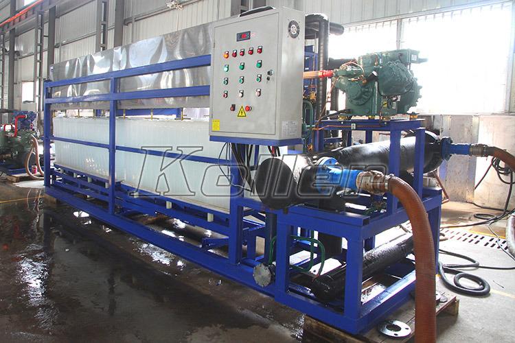 5toneladas dia de bloqueio autom tico da m quina de gelo for Water triturador