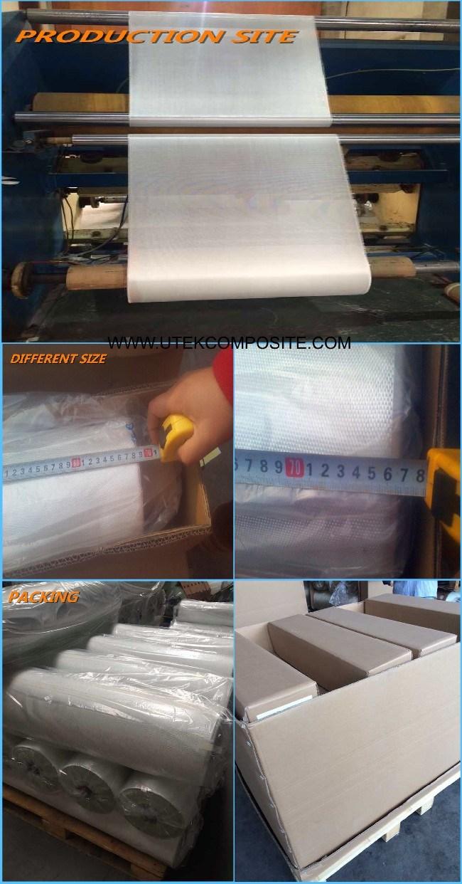 27 Inch Warp Enhanced Whiteness 4oz Fiberglass Cloth