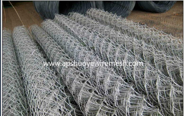 Smart Expo - PVC Galvanized Welded Wire Mesh Chain Link Fence for ...