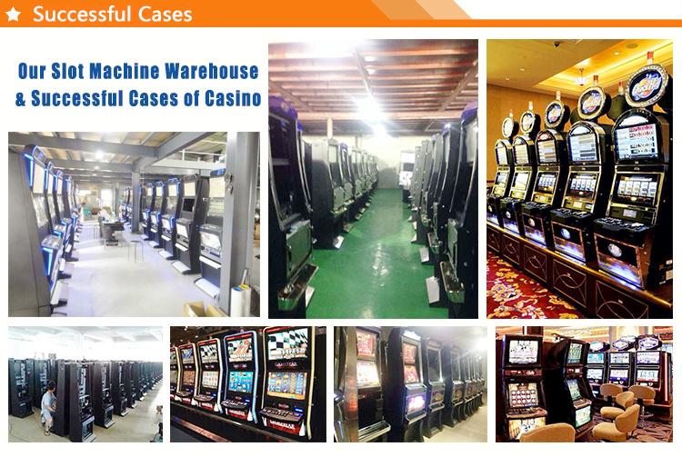 New Casino Multi Game 5 Reel Skill Stop Slot Machine