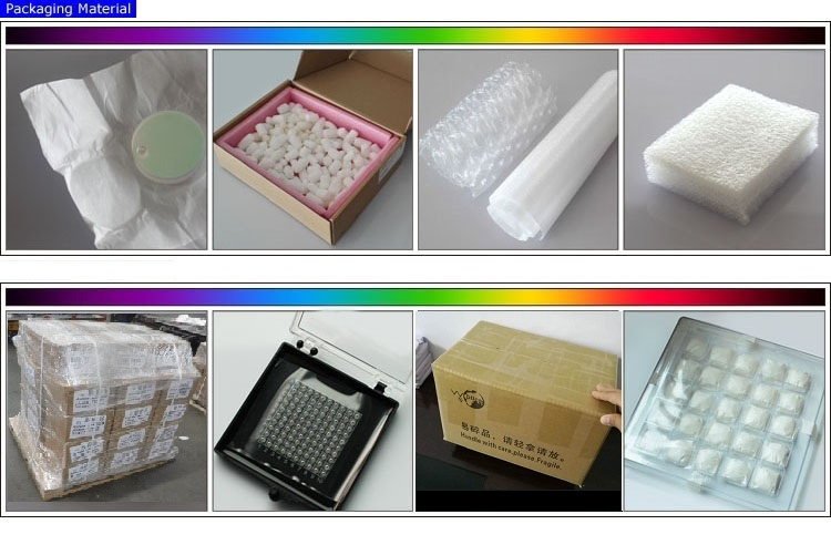 Optical Spherical Lenses for Optical Instrument