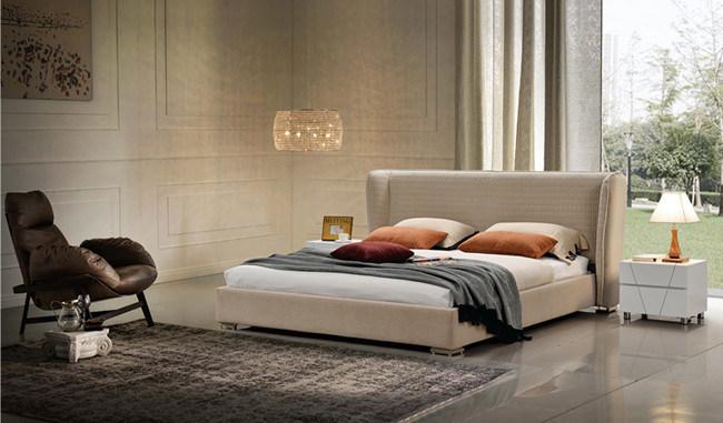Base molle della mobilia moderna della camera da letto di disegno ...