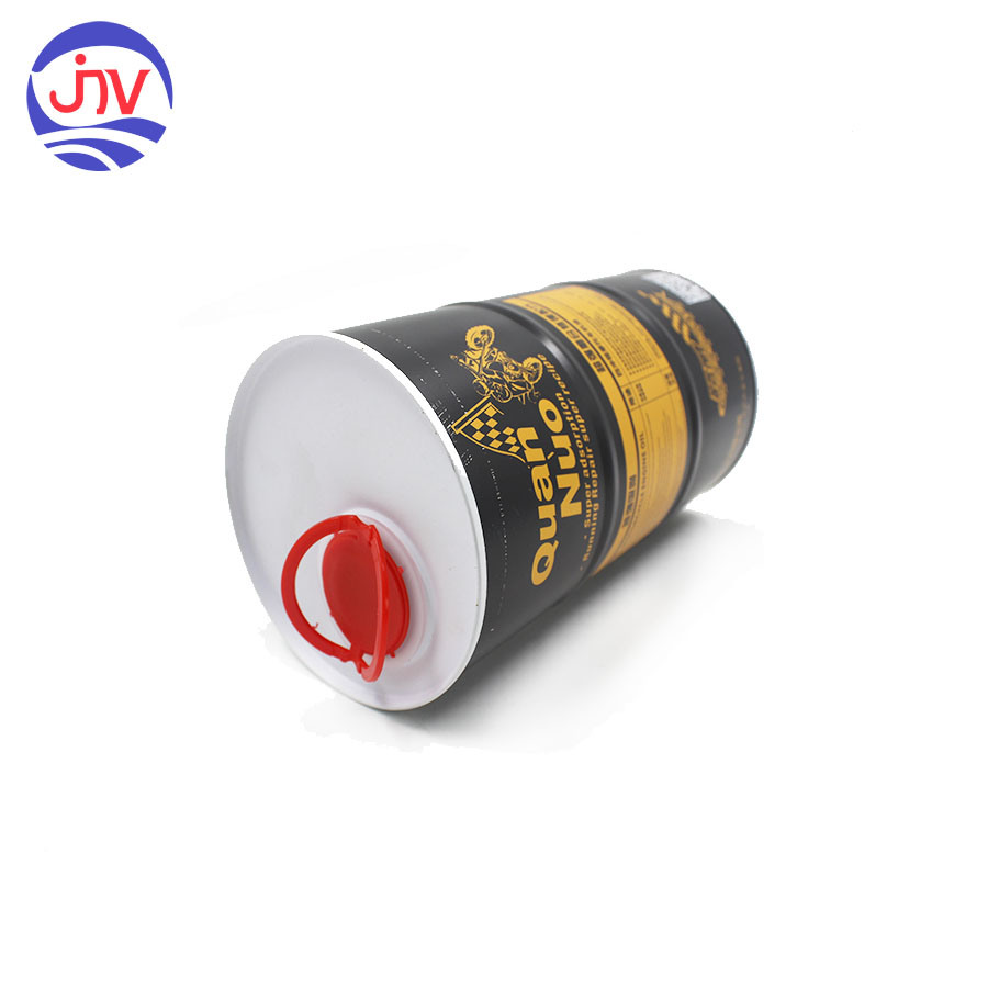 Metal Tinplate Tin Box for 1L Motorcycle Engine Oil