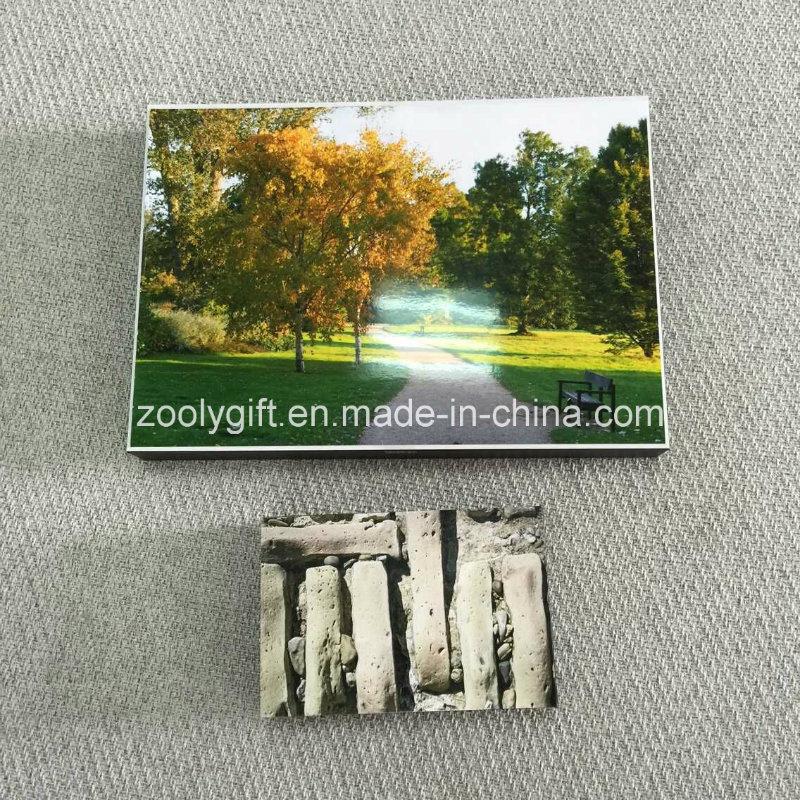 El marco de fotos bloque con cinta adhesiva para pegar la foto la ...
