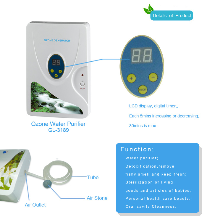 Smart Expo Fruit And Vegetable Ozone Generator