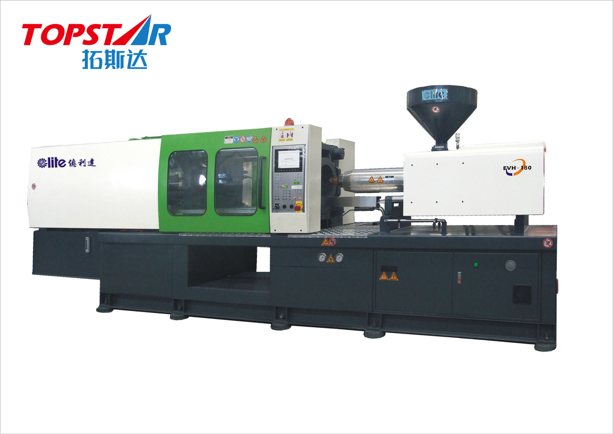 Infrared Temperature Detector Plastic Shell Injection Molding Machine