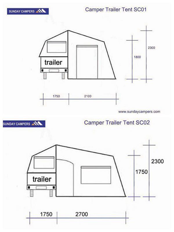 ripstop toile campeur de pliage des tentes de remorque sc01 ripstop toile campeur de pliage des. Black Bedroom Furniture Sets. Home Design Ideas