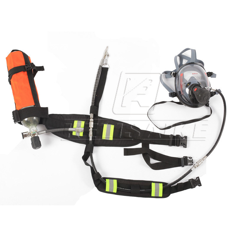 High Quality Emergency Escape Breathing Device Eebd with 2 L or 3 L Cylinder