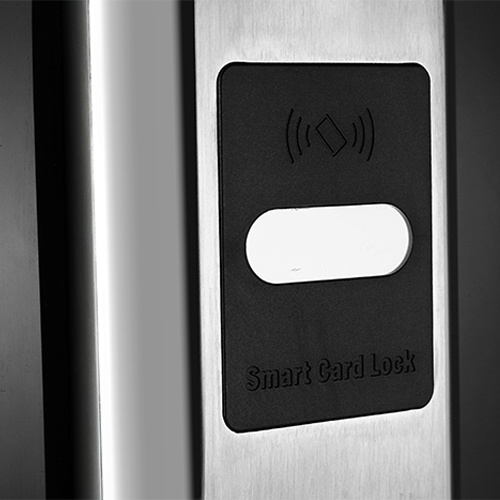 Modern Customized Digital Safe Hotel Lock with RF Card