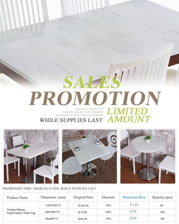 현대 백색 작은 Retaurant 커피용 탁자 및 의자 – 현대 백색 작은 ...
