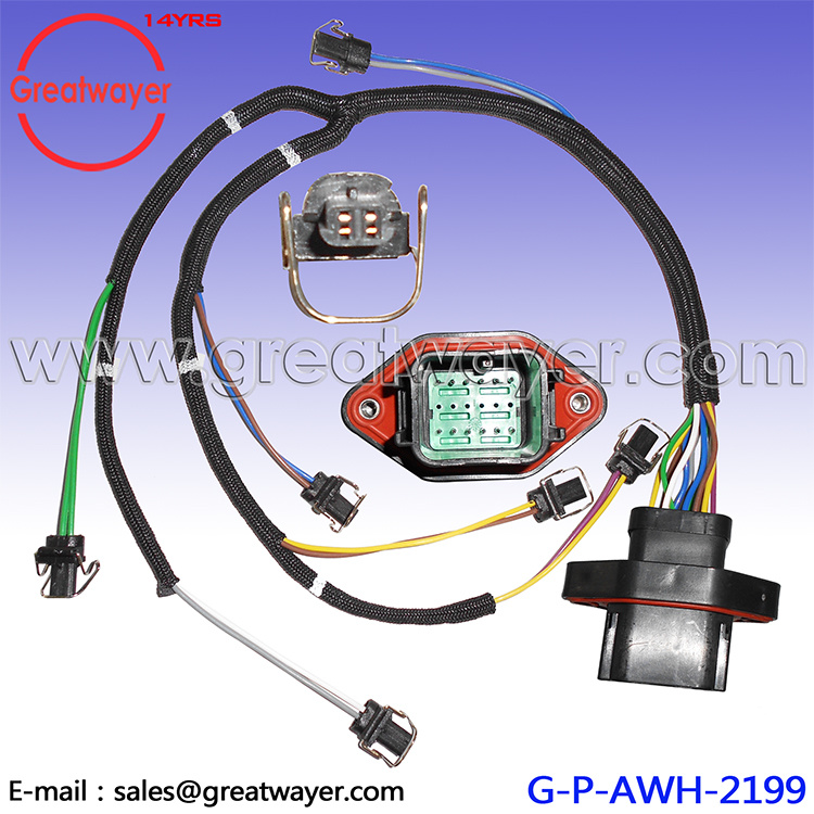 caterpillar c9 fule injector wiring harness 215 3249 china c9 wire rh m made in china com Wiring Harness Connector Plugs Ford Wiring Harness Kits