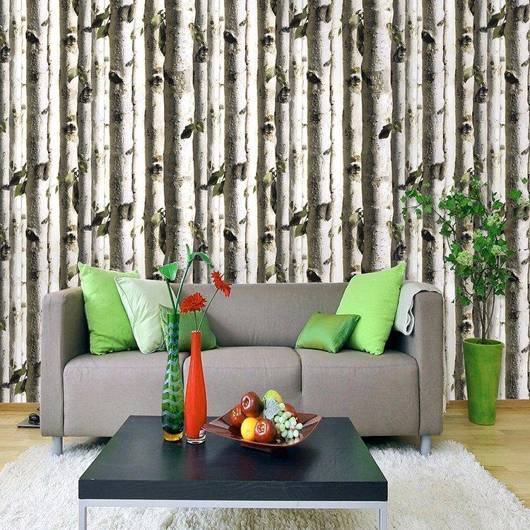 Modern Design Waterproof Wallpaper, Modern Wallpaper Designs For Living Room