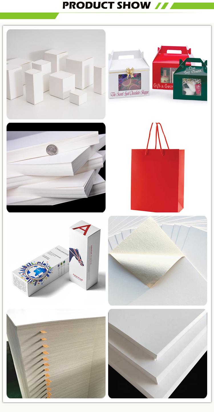 High Bulk Best Quality Folding Box Board in China   China Folding ...