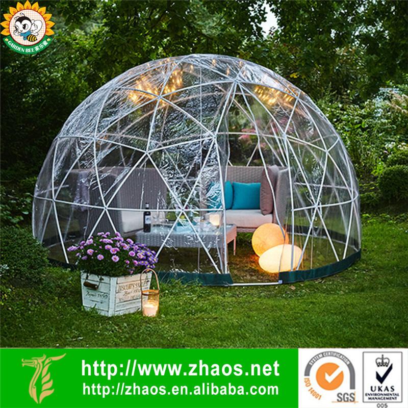 2017 newest manufacturer geodesic dome greenhouse garden. Black Bedroom Furniture Sets. Home Design Ideas