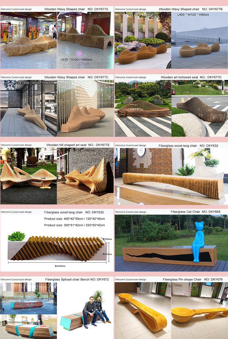 Y677c New Design Indoor Outdoor Garden Curved Shopping Mall Long Big Wooden Park Bench China New Design Indoor Outdoor Bench Shopping Mall Wooden Bench Made In China Com