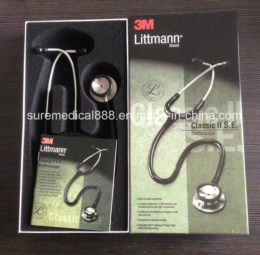 [Hot Item] Latest New Packing 3m Littmann Classic II S  E  Stethoscope  (Cardiology) Sr2211