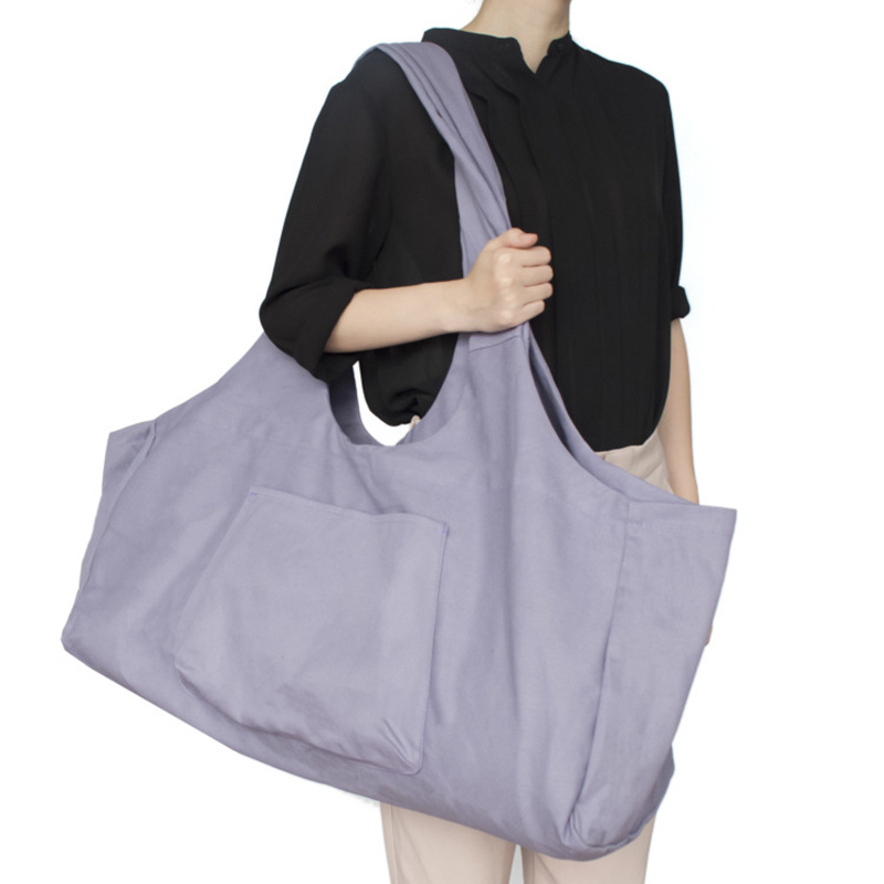 Large Portable Yoga Mat Bag Shoulder Carrier Tote Durable Washable Gym Workout