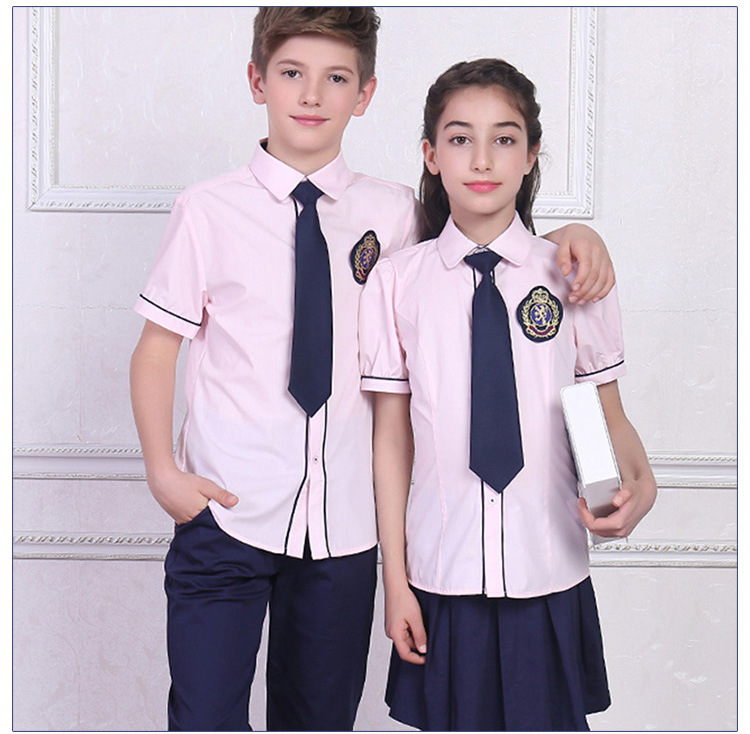 samples of school uniforms
