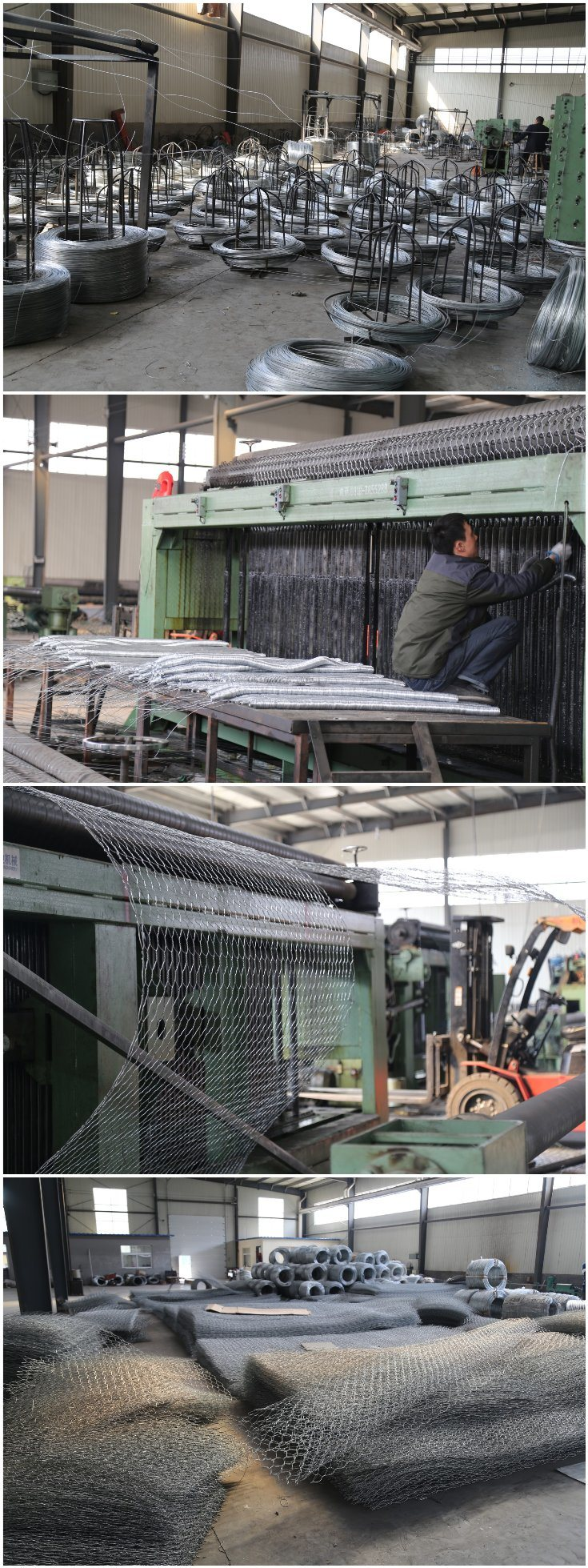 Smart Expo - Galvanized and PVC-Coated Hexagonal Wire Mesh Chicken ...