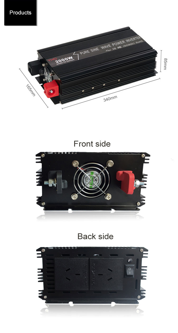 Best Quality 2000w 5000w Power Inverter Dc 12v Ac 220v Circuit Diagram Of On To Technical Specification