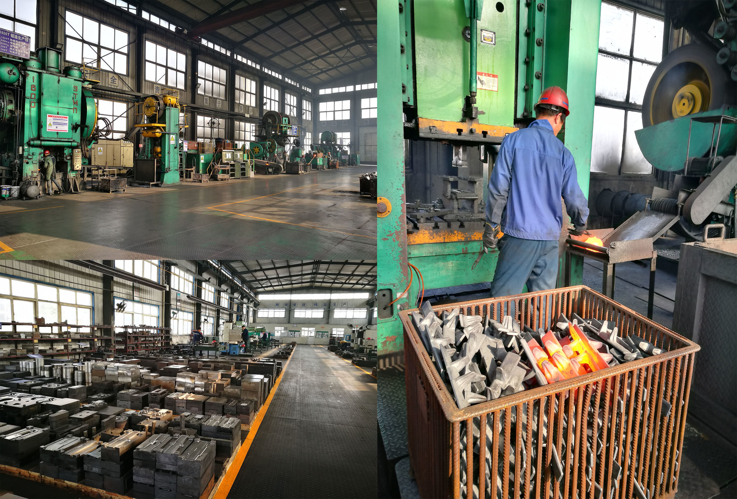 Carbon Alloy Steel Hot Forging Parts for Machining