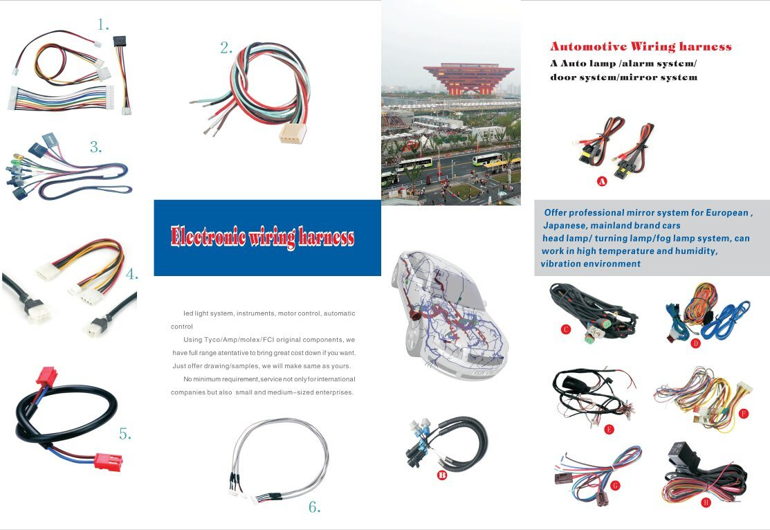 4 Pin Automotive Motor Engine Extension Cable Wiring Harness China Box For Computer If You Cant Find The Exact Product Need In Picturesplease Dont Go Awayjust Contact Me Freely Or Send Your Sample And Drawing To Us