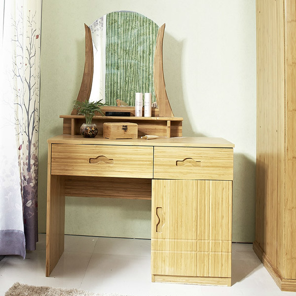 Vanity Bamboo Glass Dressing Table For Bedroom Furniture China Dressing Table Bedroom Furniture Made In China Com