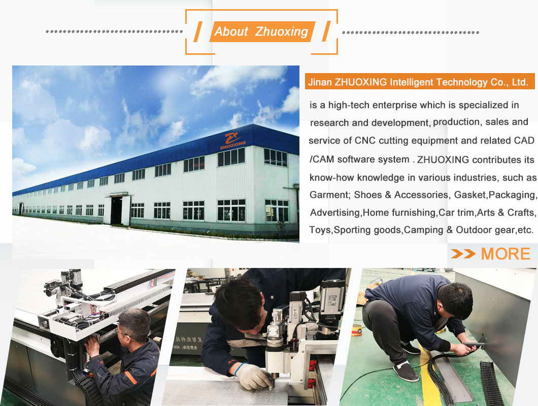 CNC Digital Box Cutting Machine Making Machine for Corrugated Grey Board, Carton, Cardboard Sample Cutting Cutter Plotter Flatbed with Ce