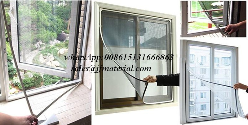 Fiberglass Insect Screen Polyester Mosquito Net Plastic Mosquito Net