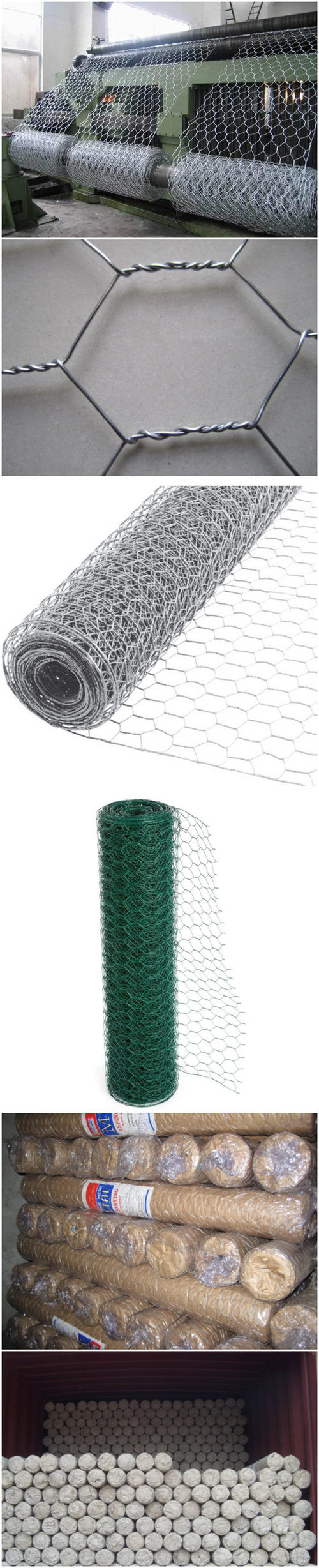 Contemporary Coated Chicken Wire House Festooning - Electrical ...