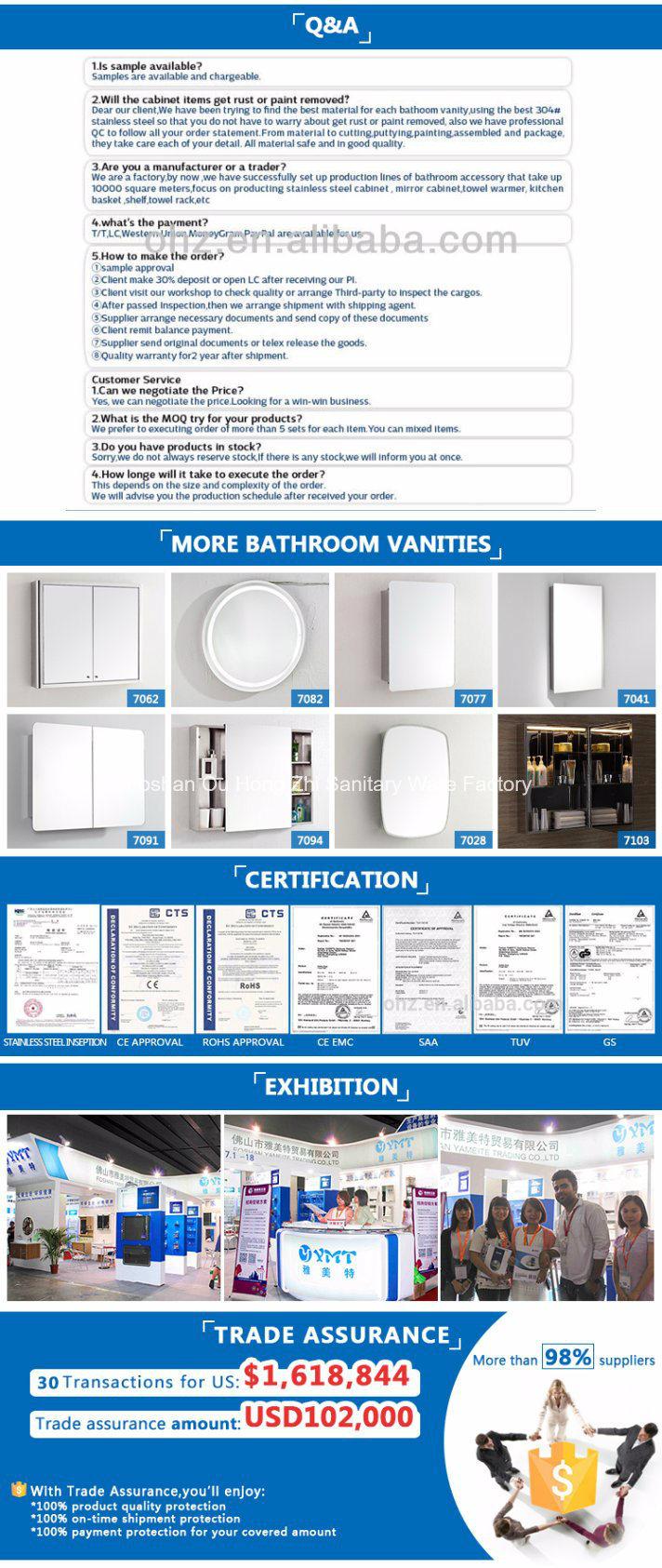 Smart Expo - 2 Tier Wall Mounted Corner Shelf for Bathroom with ...